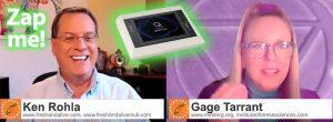 Ken Rohla Interviews Gage Tarrant